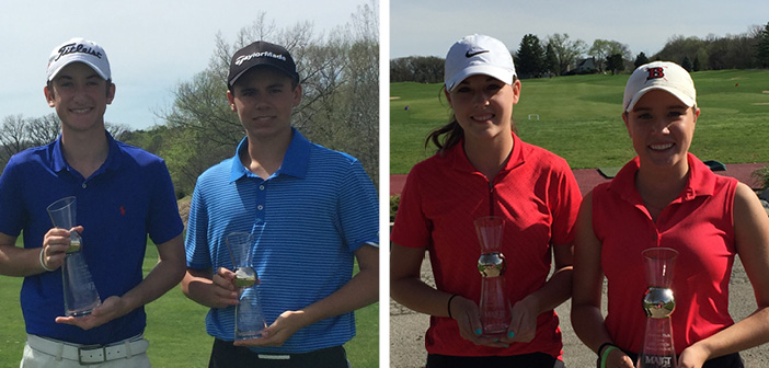 Larson & Ciskowski Take Champion Honors At Heritage Bluffs