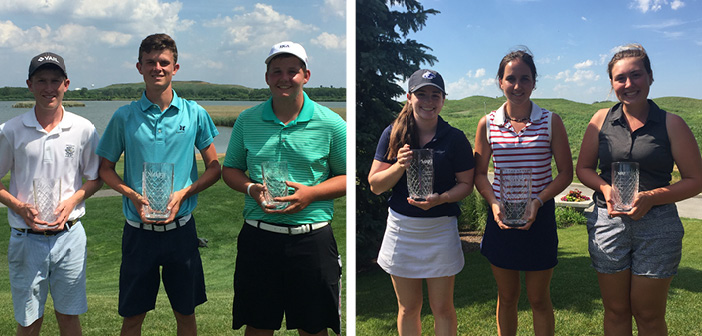 Bussert & Gold Take Home First MAJGT Victories at Harborside