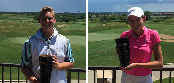 Johnson and Hayes Victorious at Highlands of Elgin