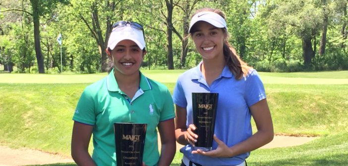 Plender and Gaur Take Top Honors at Second City Classic