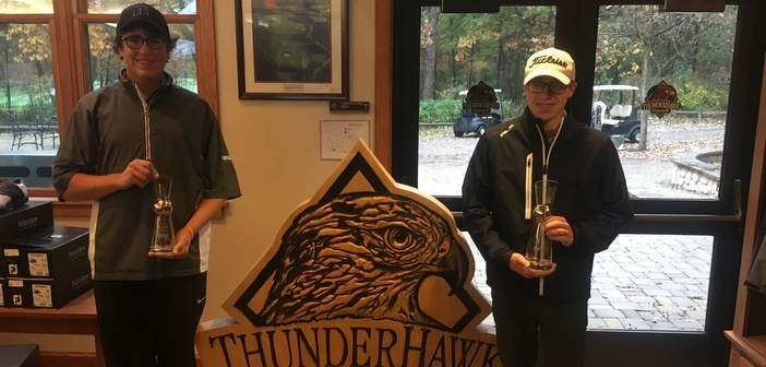 Neighbors and A. Rohwedder Champions at Autumn Open